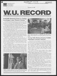 Washington University Record, September 18, 1980
