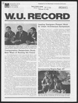 Washington University Record, September 25, 1980