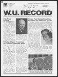 Washington University Record, October 2, 1980