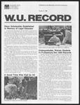 Washington University Record, October 9, 1980
