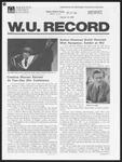 Washington University Record, October 16, 1980