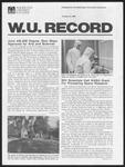 Washington University Record, October 23, 1980