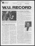 Washington University Record, November 6, 1980