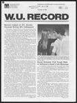 Washington University Record, November 13, 1980