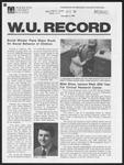 Washington University Record, December 4, 1980