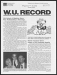 Washington University Record, December 18, 1980