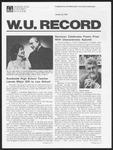 Washington University Record, January 22, 1981