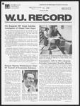 Washington University Record, January 29, 1981