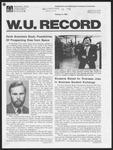 Washington University Record, February 5, 1981