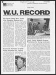 Washington University Record, February 12, 1981