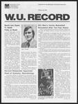 Washington University Record, February 26, 1981