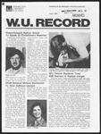Washington University Record, April 2, 1981