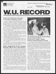 Washington University Record, April 9, 1981