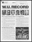 Washington University Record, April 16, 1981