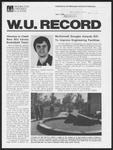 Washington University Record, May 7, 1981