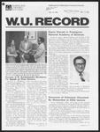 Washington University Record, May 14, 1981