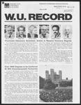 Washington University Record, May 21, 1981