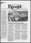 Washington University Record, September 3, 1981