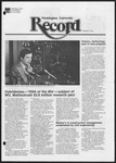 Washington University Record, September 10, 1981