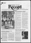 Washington University Record, October 8, 1981