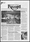 Washington University Record, October 15, 1981