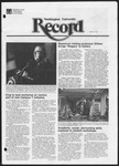 Washington University Record, October 22, 1981