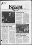 Washington University Record, October 22, 1981
