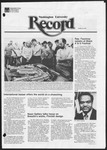 Washington University Record, October 29, 1981