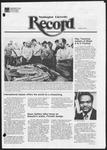 Washington University Record, October 29, 1981