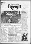 Washington University Record, November 5, 1981