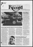 Washington University Record, November 12, 1981