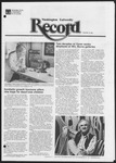 Washington University Record, November 19, 1981