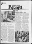 Washington University Record, November 19, 1981