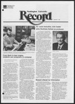 Washington University Record, December 17, 1981