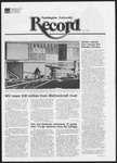 Washington University Record, January 21, 1982