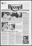 Washington University Record, February 18, 1982