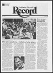 Washington University Record, March 4, 1982