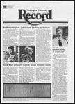 Washington University Record, March 18, 1982
