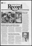 Washington University Record, April 1, 1982