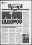 Washington University Record, April 8, 1982
