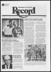 Washington University Record, April 22, 1982