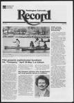Washington University Record, April 29, 1982