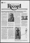 Washington University Record, May 6, 1982
