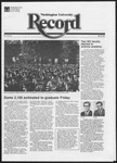 Washington University Record, May 20, 1982