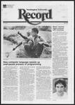 Washington University Record, June 3, 1982