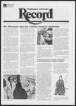 Washington University Record, July 1, 1982