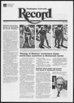 Washington University Record, September 16, 1982