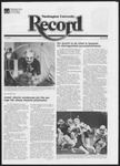 Washington University Record, September 30, 1982