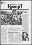 Washington University Record, October 28, 1982