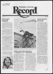 Washington University Record, November 4, 1982